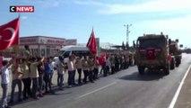 Offensive turque en Syrie : la question du retour des djihadistes
