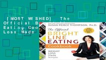 [MOST WISHED]  The Official Bright Line Eating Cookbook: Weight Loss Made Simple