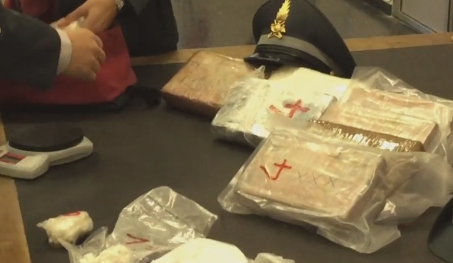 Droga nel Nord Italia, 32 arresti e 157 chili sequestrati in operazione