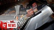 Three dead in China bridge collapse