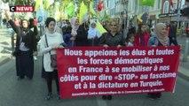 Offensive turque en Syrie : les Kurdes  se mobilisent à Marseille
