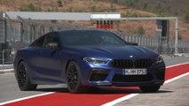 The new BMW M8 Coupé Exterior Design
