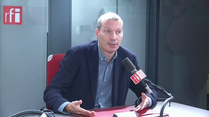 David Cormand - RFI vendredi 11 octobre 2019