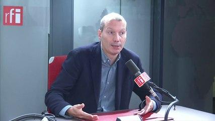 David Cormand - RFI vendredi 11 octobre 2019
