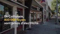 Californie: 800000foyers privés d'électricité en raison des risques d'incendie