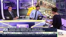 Marie Coeurderoy: La moitié des propriétaires privilégie les professionnels en termes de transactions immobilières - 11/10