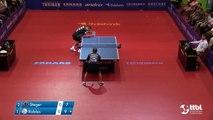 Bastian Steger vs Alvaro Robles (TTBL Selected)
