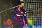 FC Barcelone - Lionel Messi : sa saison 2019 / 2020 en chiffres