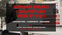 Artisan Bruno: charpente, couverture et zinguerie à Antony, Villemoisson et Savigny-sur-Orge.