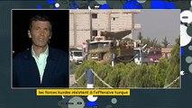 Offensive turque en Syrie : calme précaire à la frontière