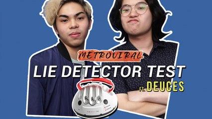 Lie Detector Challenge with Deuces