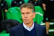 ASSE - Claude Puel : son bilan d'entraîneur en Ligue 1