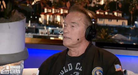 "Arnold Schwarzenegger Isn't Afraid of Death, He's ""Pissed Off"" By It"