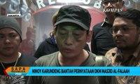 Ninoy Karundeng Bantah Pernyataan DKM Masjid Al Falah Soal Tak Adanya Penganiayaan Dalam Masjid