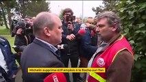 Michelin supprime 619 emplois à la Roche-sur-Yon