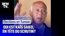 Kaïs Saied, conservateur sans parti, surprise de l'élection présidentielle en Tunisie