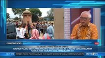 Soleman Ponto Sebut Insiden Penusukan Wiranto Bukan Setingan