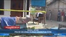 Polisi Geledah Kediaman Terduga Pelaku Penusukan Wiranto di Brebes
