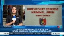 Polisi Panggil Novel Bamukmin Atas Kasus Ninoy Karundeng