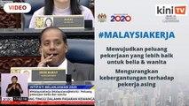 #malaysiakerja untuk wujud peluang pekerjaan