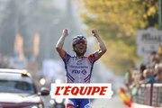 Il y a un an, la victoire de Thibaut Pinot - Cyclisme - T. de Lombardie