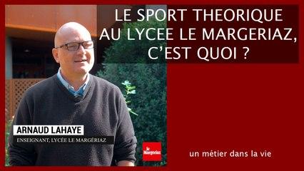 20191007 Le sport théorique au lycée le margeriaz, c'est quoi ?