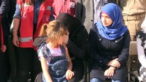Akçakale'de şehit olan Muhammed bebek ve Cihan Güneş için tören - (2) ŞANLIURFA
