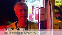 Muere un ciudadano chino apuñalado en su tienda de alimentación en Vicálvaro