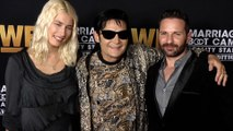 "Corey Feldman ""Marriage Boot Camp: Family Edition"" Premiere Red Carpet"