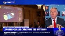 Le Nobel pour les créateurs des batteries - 11/10