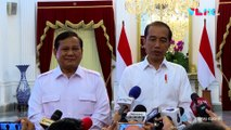 VIDEO: Poin-poin Dari Pertemuan Jokowi dan Prabowo