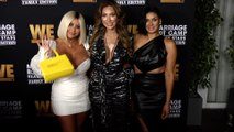 "Aubrey O'Day, Farrah Abraham, Laura Govan ""Marriage Boot Camp: Family Edition"" Premiere Red Carpet"