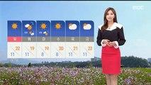 [날씨] 내일 서울 등 내륙 지방 다소 강한 바람…동해안엔 비