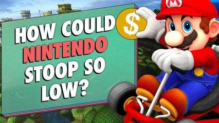 Mario Kart Tour Is A MASSIVE Rip-Off
