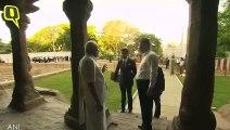 Dressed in a Veshti, PM Modi Welcomes Xi Jinping in Mamallapuram