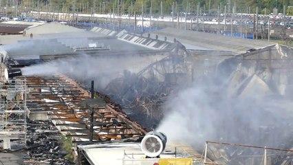 Mulhouse : cinq mois après l'incendie à la Gare du nord