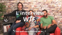 L'Interview WTF* des Naive New Beaters