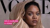 Les nouvelles informations sur les nouveaux projets de Rihanna