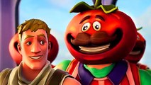 "FORTNITE ""Un bus à la tomate"" Court-métrage"