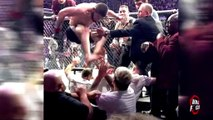 Este es el video viral que explica qué ocurrió después de la pelea entre McGregor y Nurmagomédov paso por paso