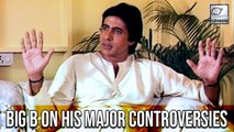 Amitabh Bachchan Speaks Out On Media Ban & Bofors Scam | Flashback  Video