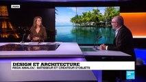 Design et Architecture : Reda Amalou, bâtisseur et créateur d'objets