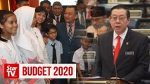 Budget 2020  Education gets the lions share