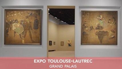 Toulouse-Lautrec. Résolument moderne :  l'exposition