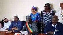 Les députés issus de l'oppositionsuspendent leur participation aux travaux du Parlement