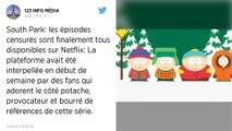 Netflix. Les épisodes censurés de «South Park» sont enfin disponibles