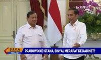 DIALOG - SBY & Prabowo ke Istana, Sinyal Merapat ke Kabinet Indonesia Kerja?