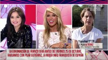 "Enésimo show en lo de Risto: la franquista Pilar Gutiérrez se marcha al grito de ""¡no me extraña que esto se llame Todo es Mentira!"""