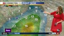 Friday morning forecast 10/11/19