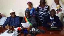Guinée: les députés de l'opposition quittent l'Assemblée Nationale...